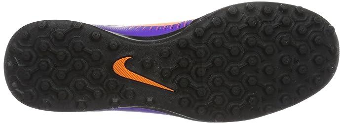 hot sale online 67cae 005e4 Nike 831971-585, Chaussures de Football en Salle Homme, Violet (Purple  Dynasty/Bright Citrus-Hyper Grape), 38.5 EU: Amazon.fr: Chaussures et Sacs