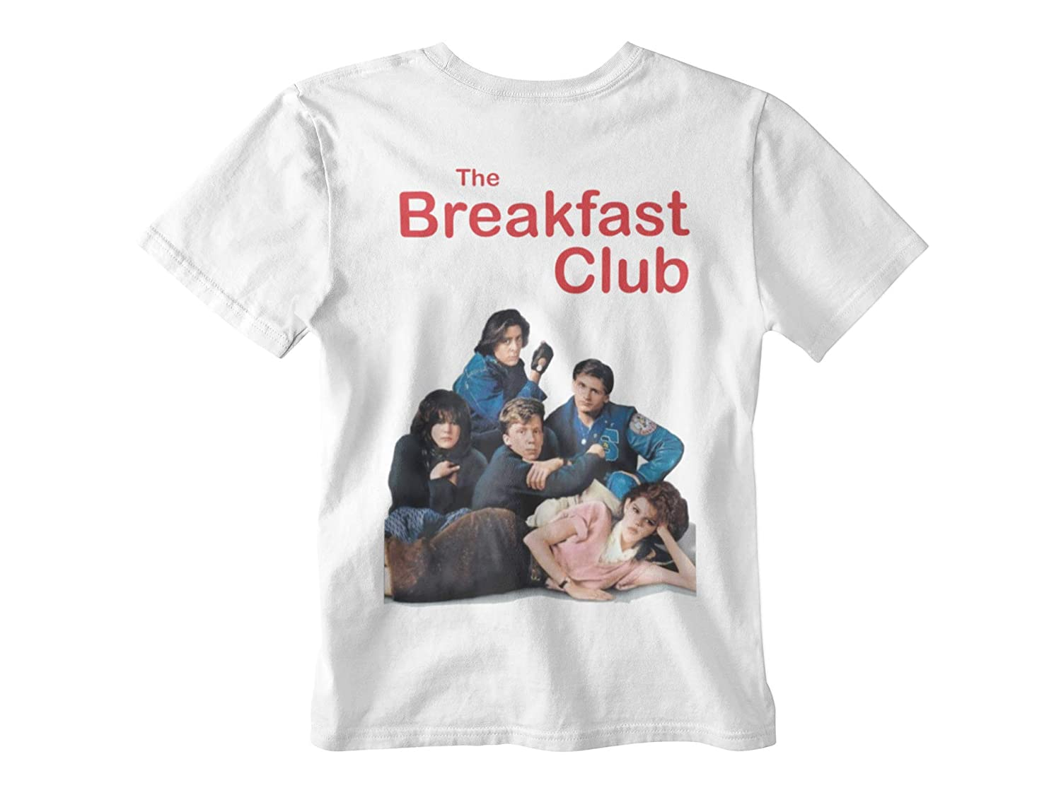 880cb547b CorruptClothing Men's Breakfast Club T-Shirt tee Retro Cool Trendy TV Movie  Teenager White: Amazon.co.uk: Clothing
