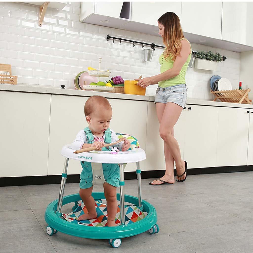 Baby Walkers Walkers para bebé con ruedas multifunción infantil ...