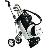 Colin Montgomerie Desktop Golf Bag and Pen Set Golf Accessories General