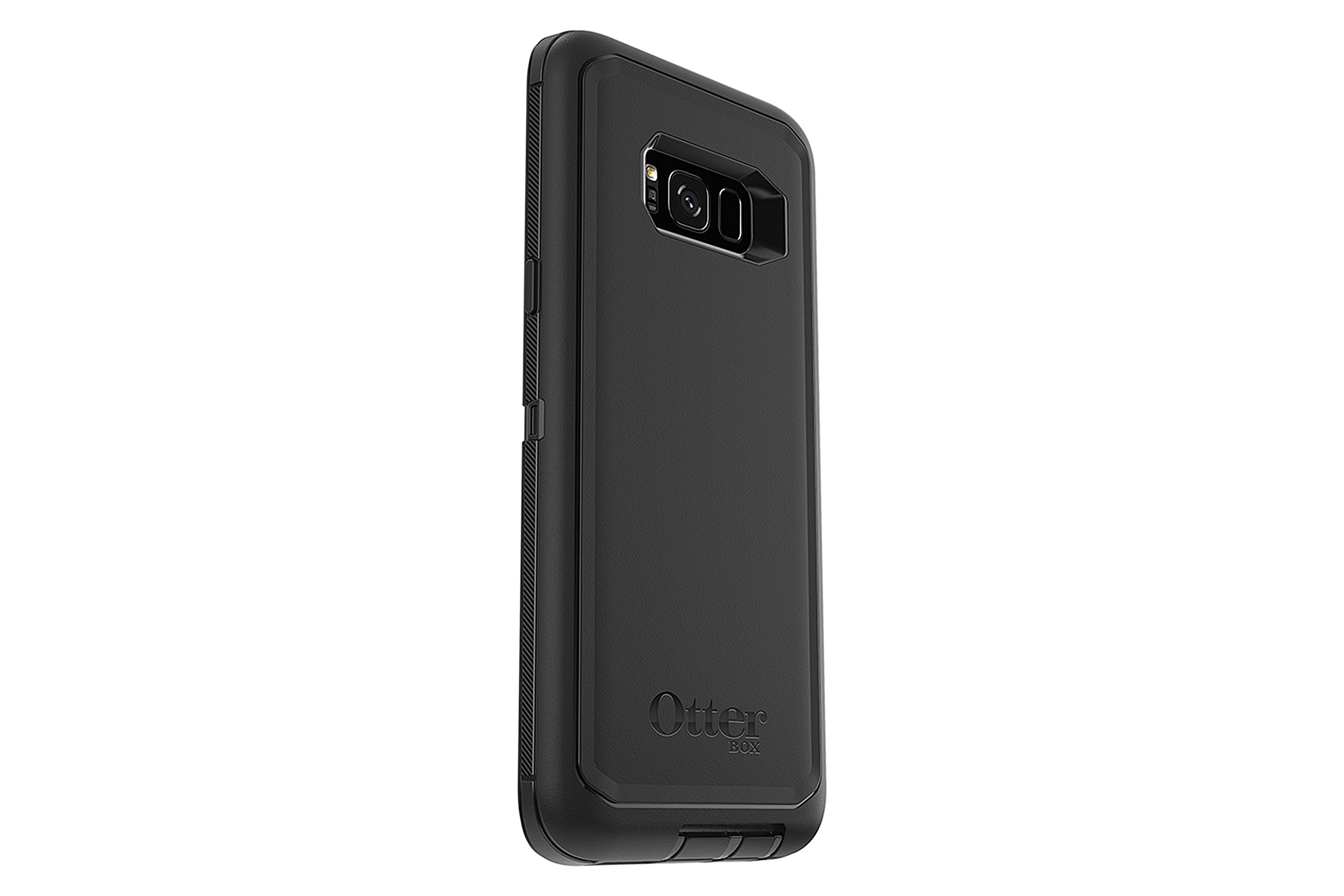 OtterBox DEFENDER SERIES SCREENLESS EDITION for Samsung Galaxy S8+ - Retail Packaging - BLACK
