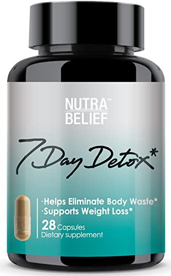 Nutrabelief Detox Cleanse Weight Loss