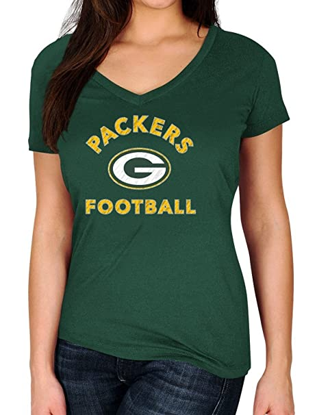 Amazon.com   Majestic Green Bay Packers Women s NFL Uncontainable ... 67a1536329