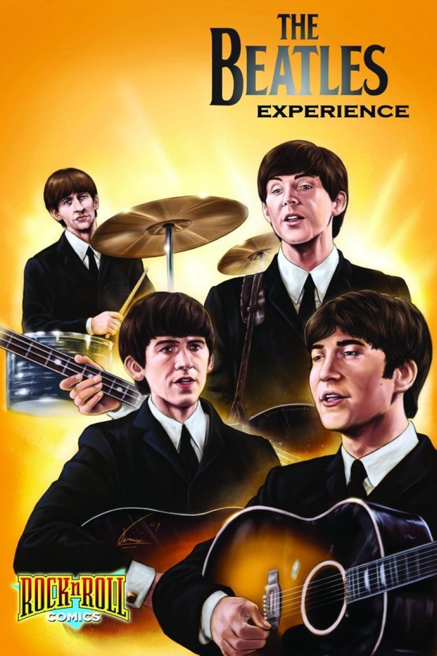 Rock & Roll Comics: The Beatles Experience (Rock N Roll Comics) pdf