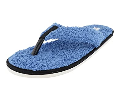 Travelkhushi Grass Terry Flip-Flops for Women… Flip-Flops & House Slippers at amazon