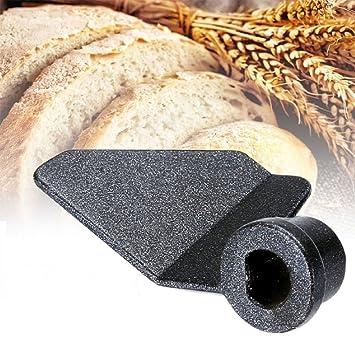 Hoja de corte para breadmaker-nacola Pan eléctrica paleta mezcladora para amasar hoja de corte