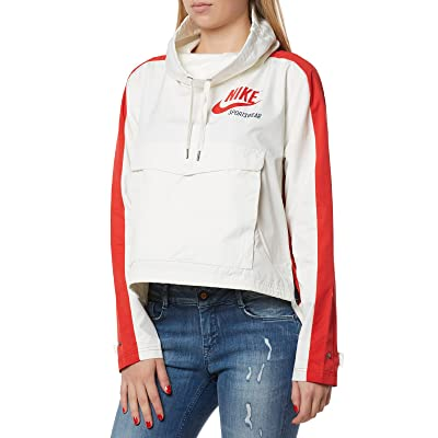 NIKE Womens W NSW Jacket Pullover Archive 920913
