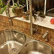 Moen S3947c Modern Deck Mounted Kitchen Soap Dispenser