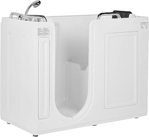 Empava 53 Walk-in Tub Freestanding Bathtub