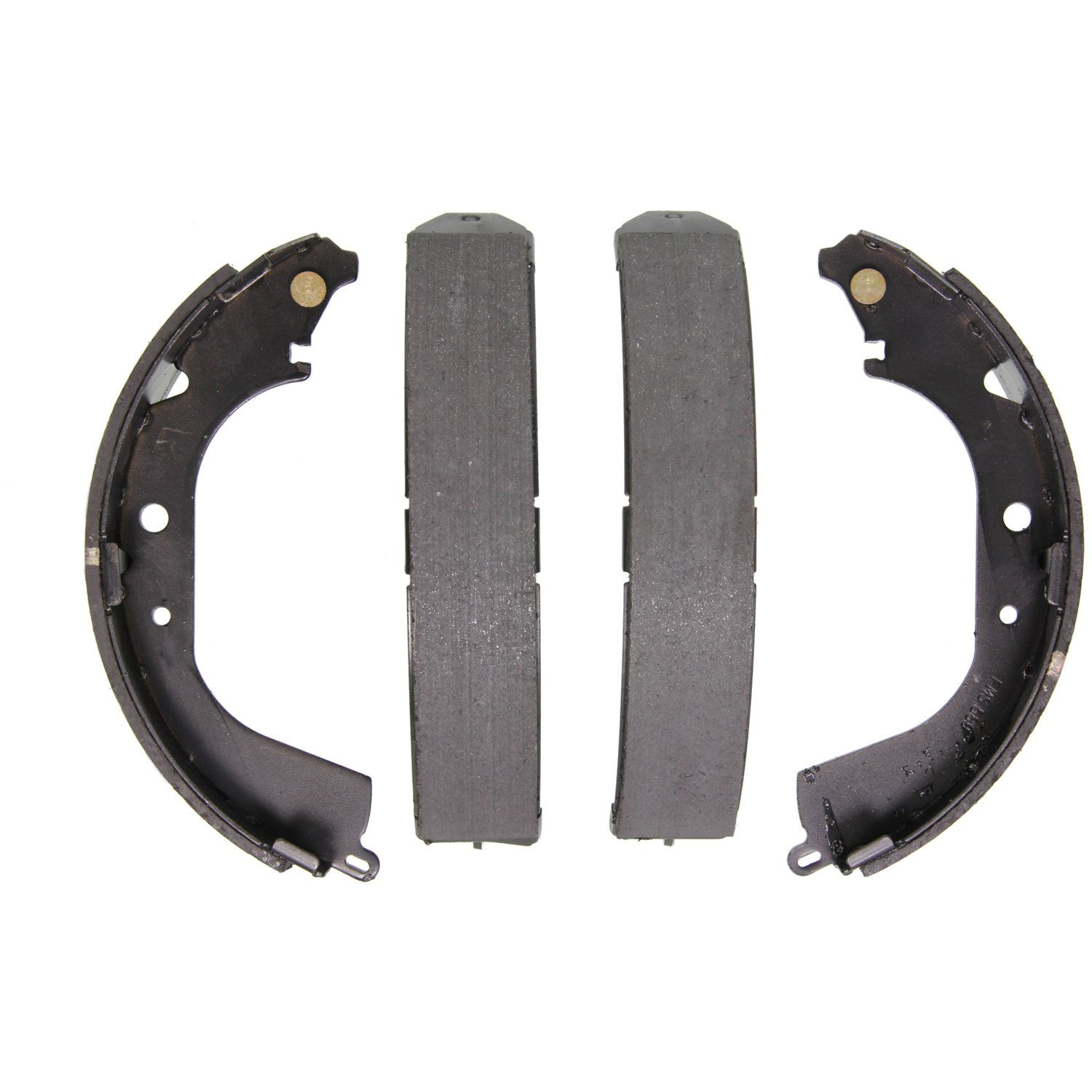 Wagner QuickStop Z589 Brake Shoe Set, Rear