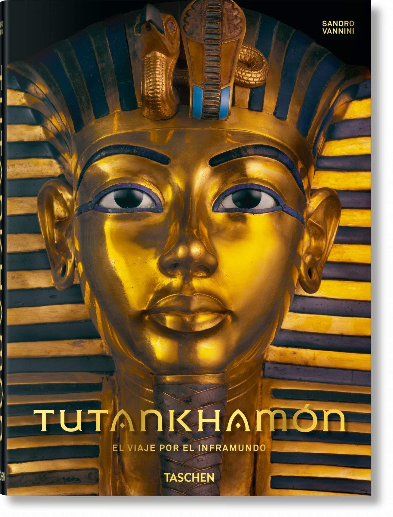 Tutankhamón. El viaje por el inframundo: Amazon.es: Vannini, Sandro: Libros