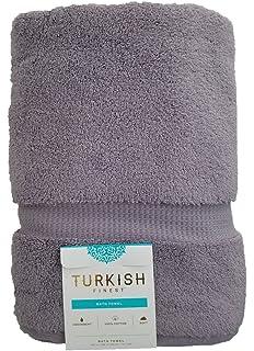bfbadfdd2e96 London Luxury Luxury Turkish Finest Cotton Bath Towel 770 GSM (Lilac)