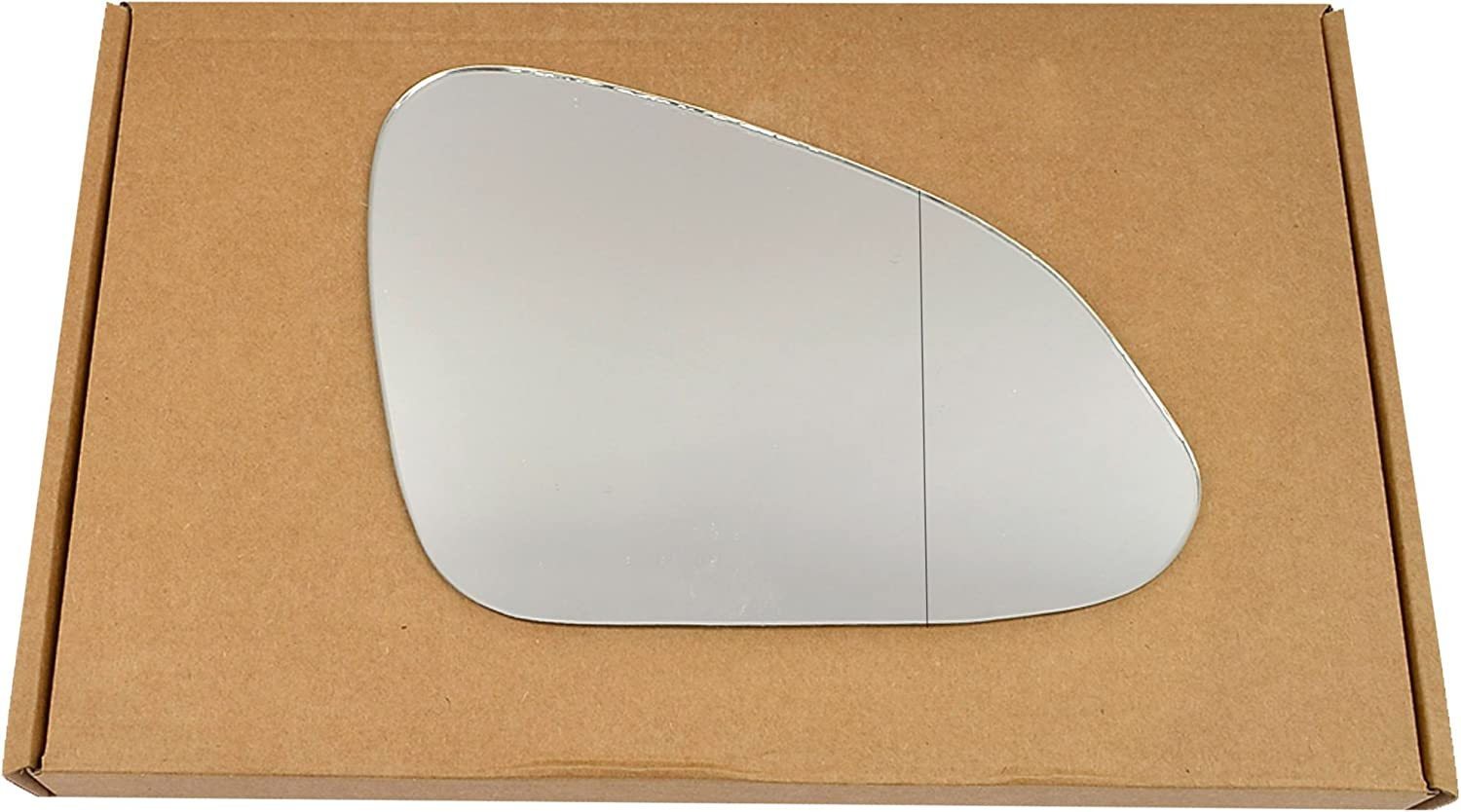 Wide Angle Right driver side Silver Wing mirror glass # VaIns//f03-2015082//590