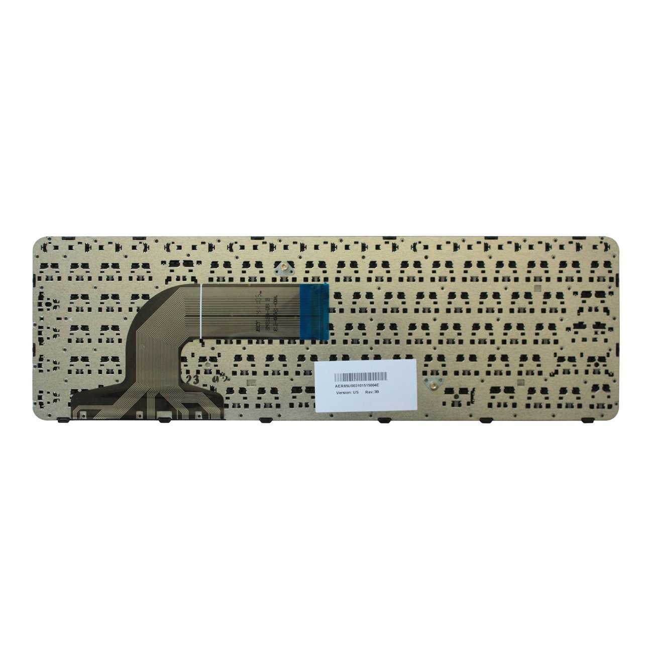 Amazon.com: ACOMPATIBLE Replacement Keyboard for HP Pavilion 15-e000 15-e100 15-n000 15-n100 15-n200 15-n300 Series Laptop Black with Frame: Computers & ...