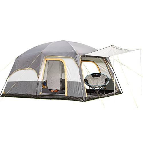 Skandika Weatherproof Tonsberg 5 Person Tent