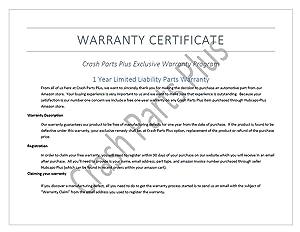 CPP Chrome Metal Liftgate Hatch Tailgate Handle for 2001-2004 Hyundai Santa Fe (Color: Chrome)