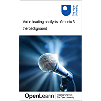 Voice-leading analysis of music 3: the background (English Edition)