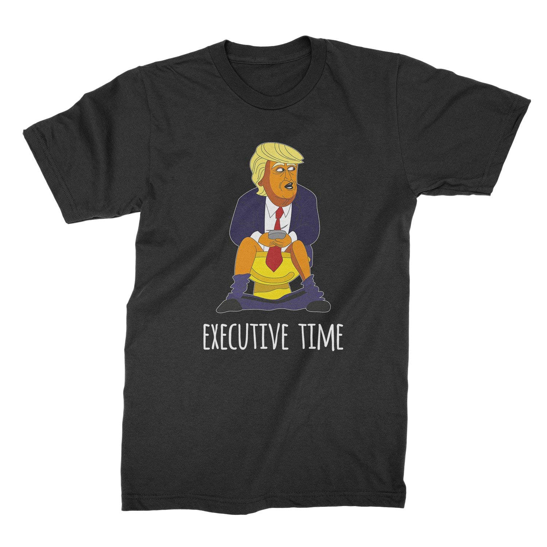 We Got Good Executive Time Trump Funny Anti Trump Shirts Its Executive Time Somewhere