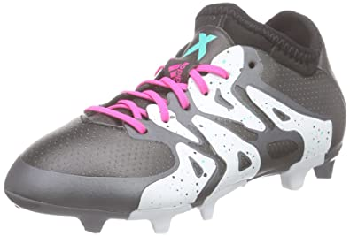 27598be04 adidas Kids  X 15.1 Fg Ag Football Boots  Amazon.co.uk  Shoes   Bags