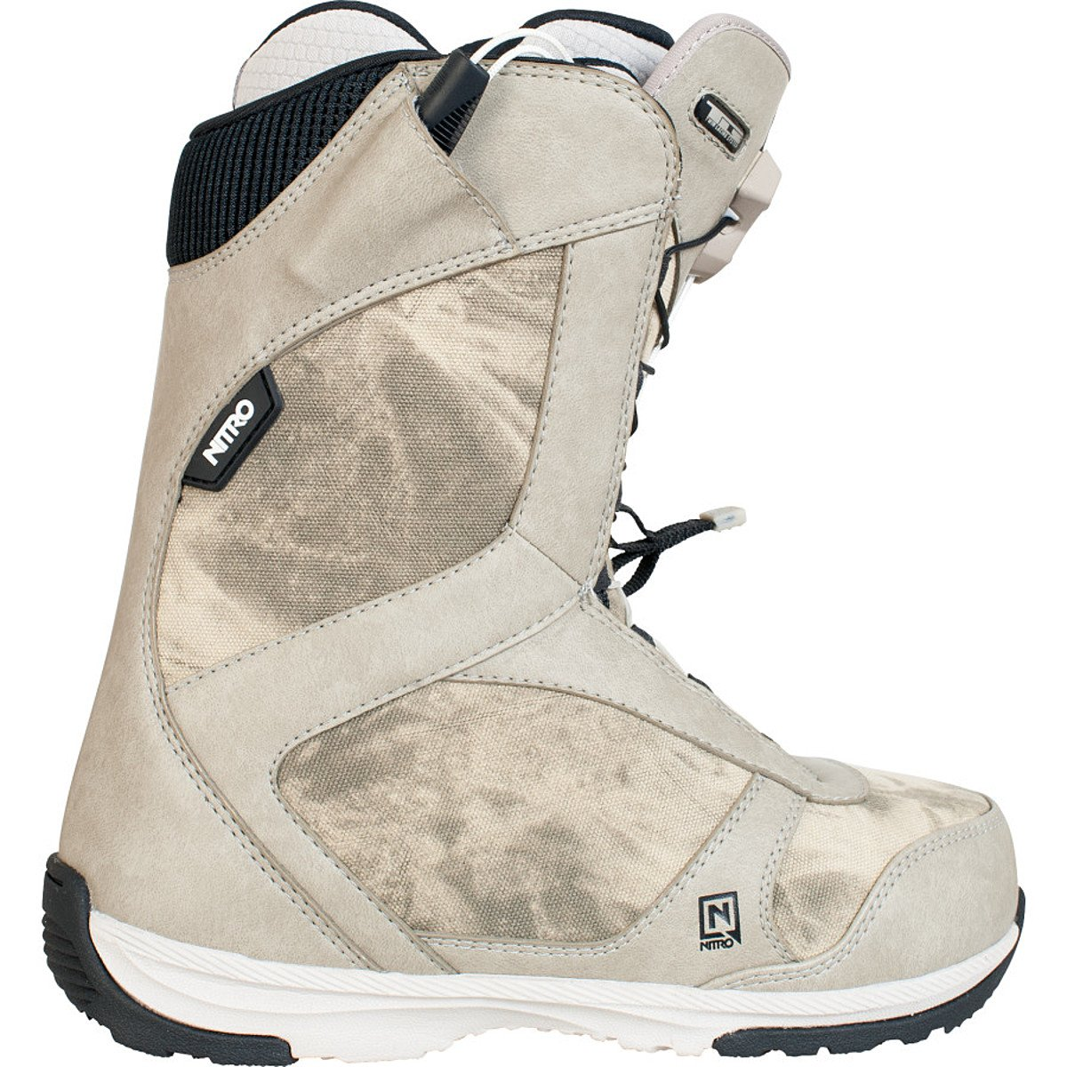 Nitro Monarch TLS Snowboard Boot Women's AcidBone Tls