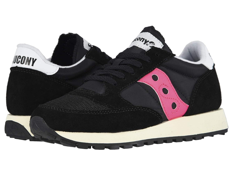2019公式店舗 [サッカニー] レディースランニングシューズスニーカー靴 (24cm) Jazz Medium Original Vintage [並行輸入品] B B07N8FX3F1 Black/Pink 7.5 (24cm) B - Medium 7.5 (24cm) B - Medium|Black/Pink, ハンファダイレクト:dab53686 --- a0267596.xsph.ru