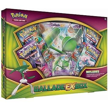 Pokémon - Caja Gallade Ex (versión español): Amazon.es: Juguetes y juegos