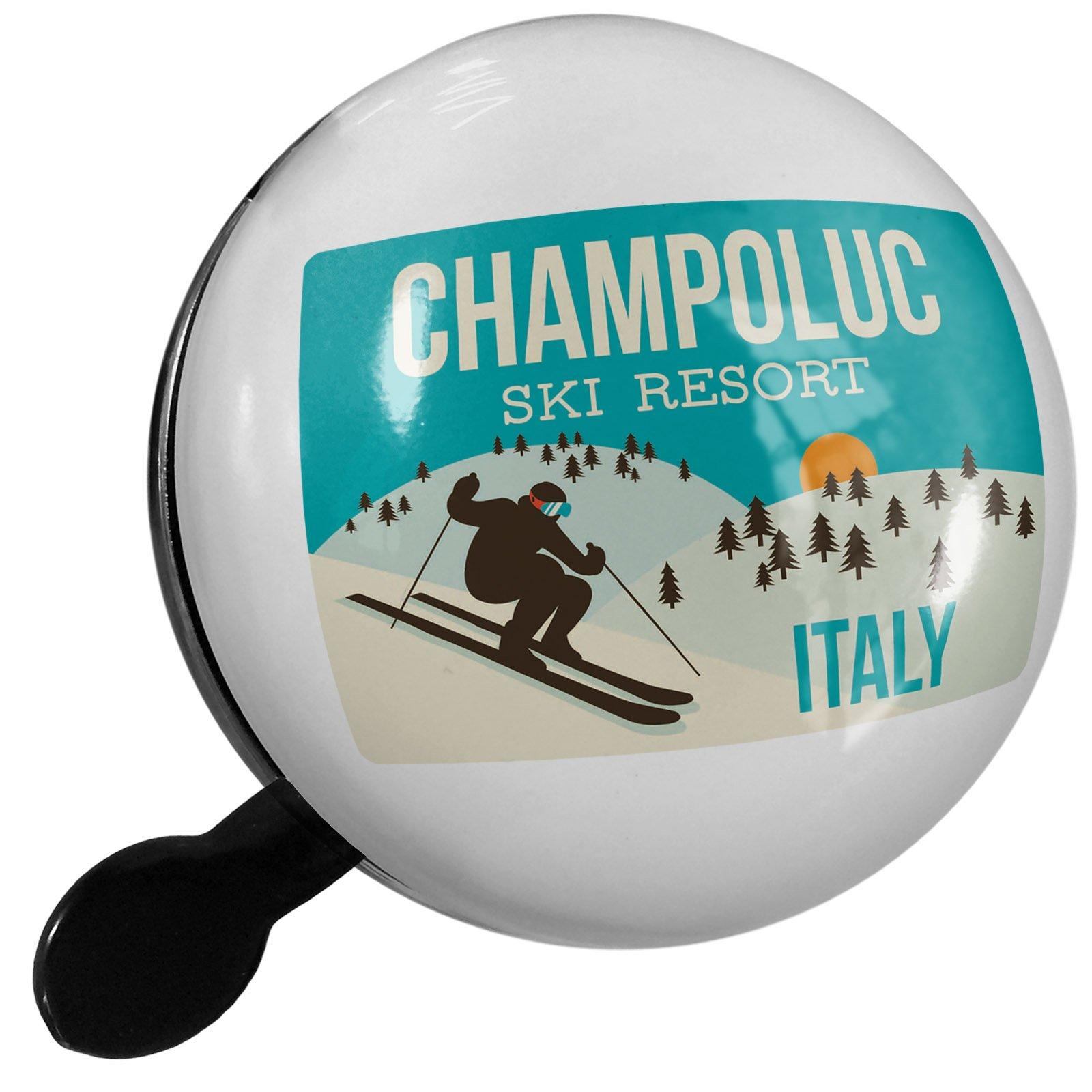 Small Bike Bell Champoluc Ski Resort - Italy Ski Resort - NEONBLOND