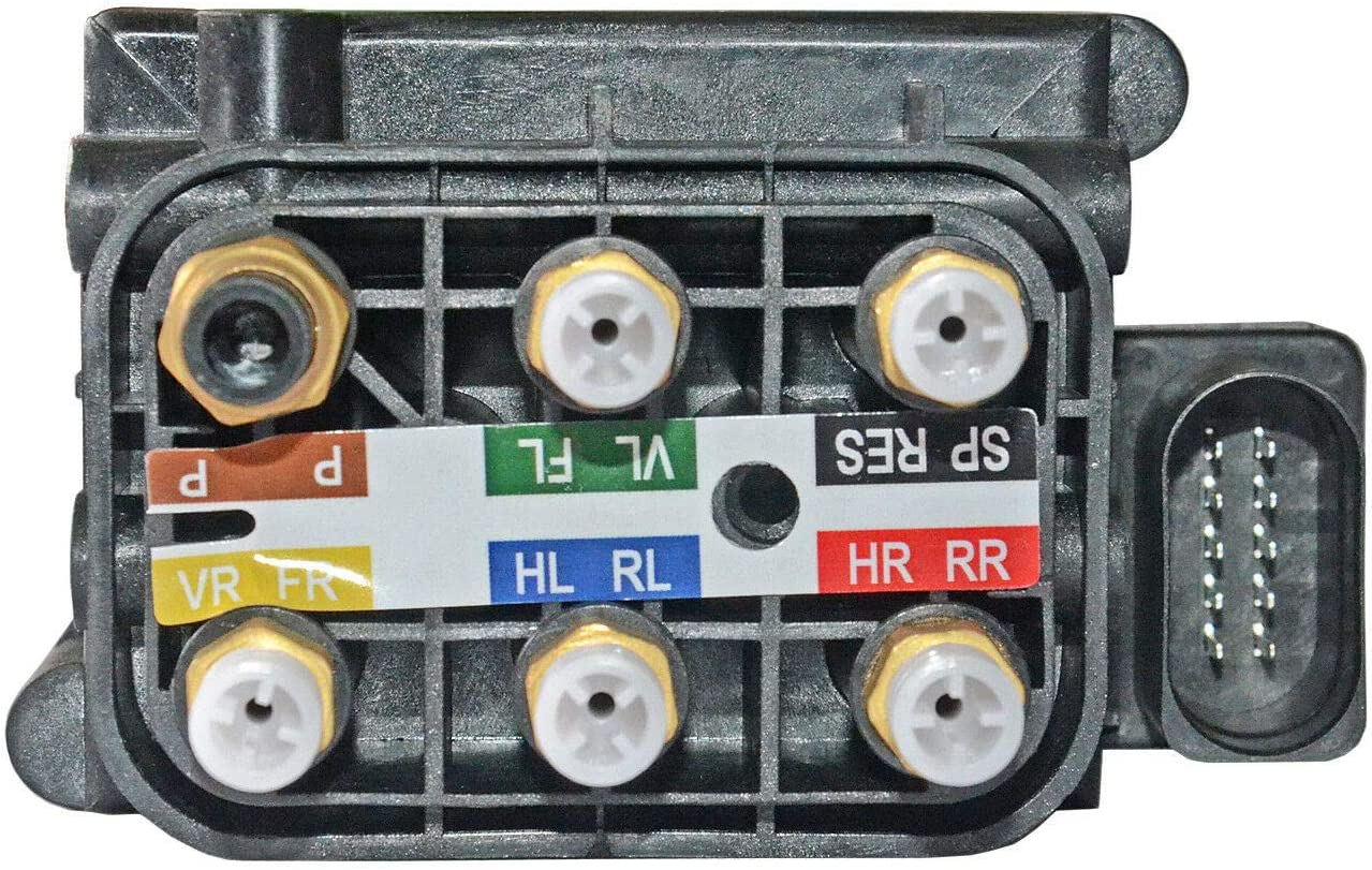 Luftfederungsventil Steuereinheit A2513200058 A2123200358 Auto