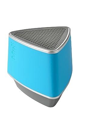 Consumer Electronics Portable Audio & Headphones Neon Blue Mixx S1 Wireless Bluetooth Speaker