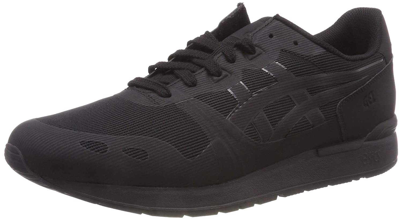 Asics Gel-Lyte NS H8d4n-9090, Zapatillas de Cross Unisex Adulto 42 EU|Negro (Black/Black 9090)