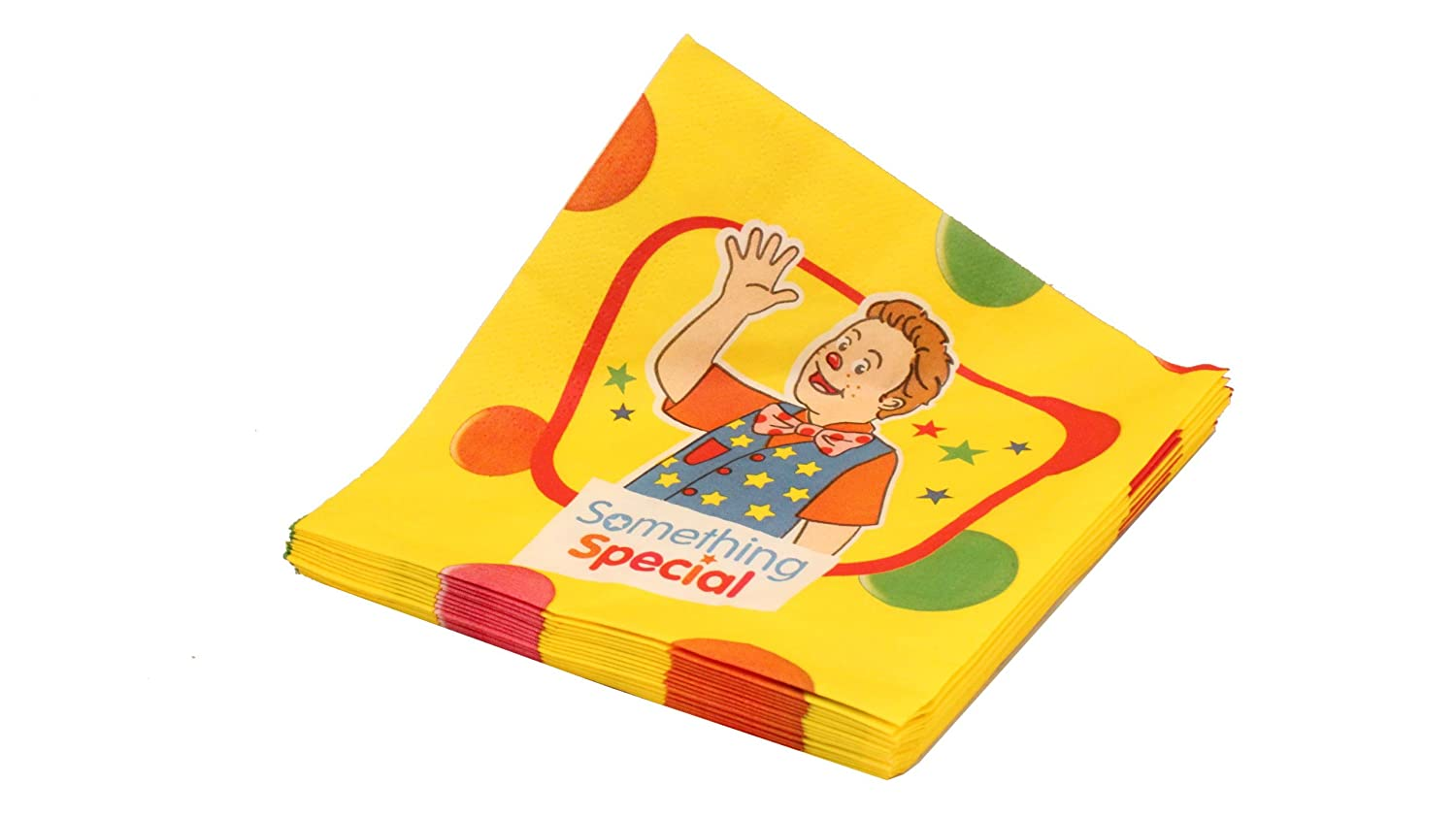 Something Special Party Ware Napkins (Pack of 16) BBC Worldwide SSSY07501