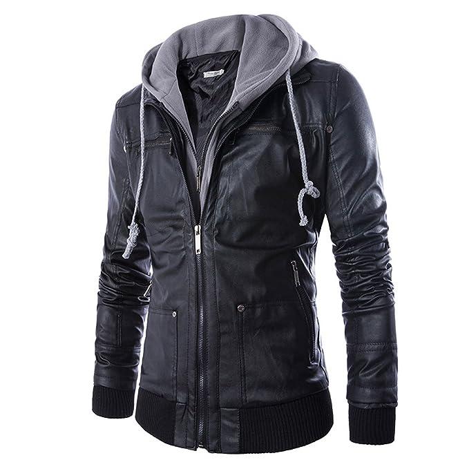 Amazon.com: sichyuan 6 tamaños para hombre Fashion Slim Fit ...