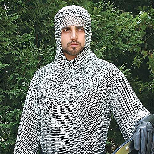 Mail Armor Shirt Medieval Chainmail