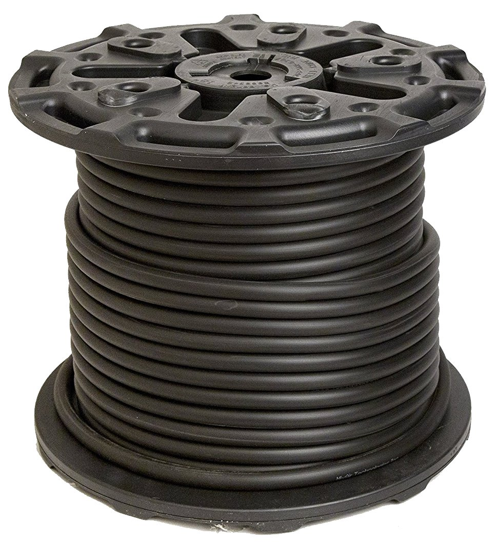 2-Wire 50 JGB Enterprises 172-1016-2400IM-50 J-Flex Hydraulic Hose Medium- High Pressure Synthetic Rubber 50/' 1 Id 2400 psi Maximum Pressure 1 Id