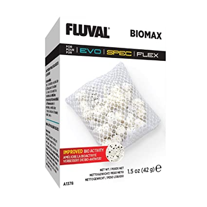 Fluval Spec Biomax 60g Amazon In Pet Supplies