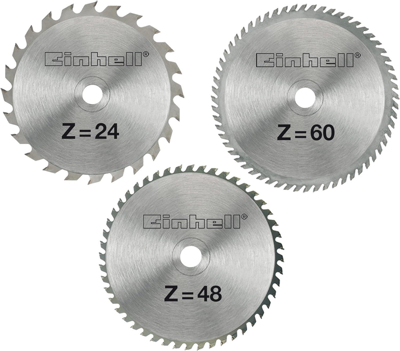 Qualitäts Sägeblatt 24 Zähne passend für Einhell Tischkreissäge TE-TS 1825 U