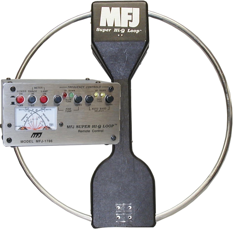 mfj-1788 X Antena de lazo magnética