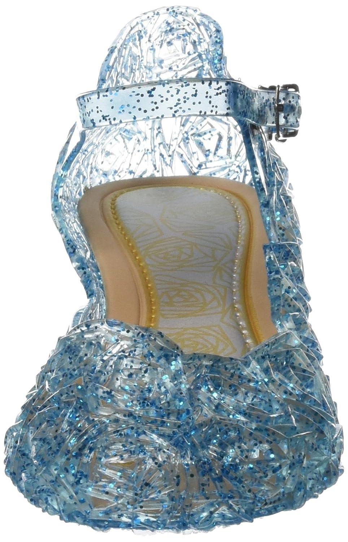 Katara Zapatos Princesa Elsa Frozen Sandalias con Cuña - Niñas Talla UE.32 Azul: Amazon.es: Juguetes y juegos