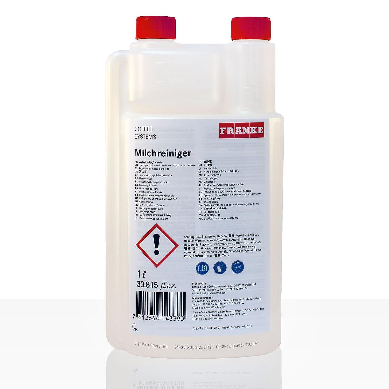 GENUINE FRANKE Milk Foam Cleaner Franke Coffee System
