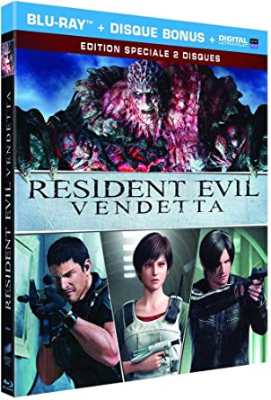 Resident Evil : Vendetta [Italia] [Blu-ray]: Amazon.es ...