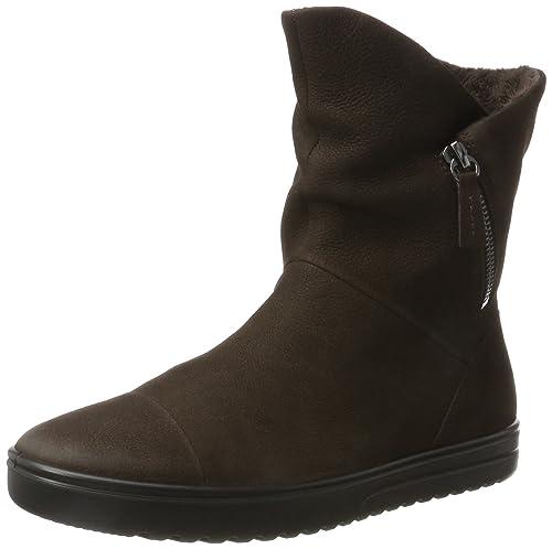 Zapatos marrones Ecco para mujer Envío gratuito amplia gama de tqaAvgX