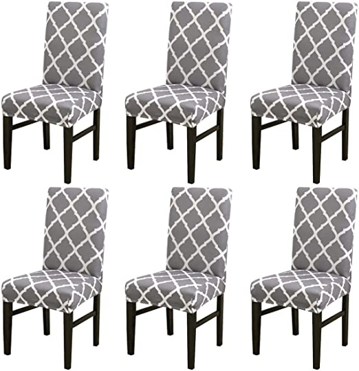 Seat Chair Cover Wedding Banquet Party Dining Room Stretch Slipcover Home Decor