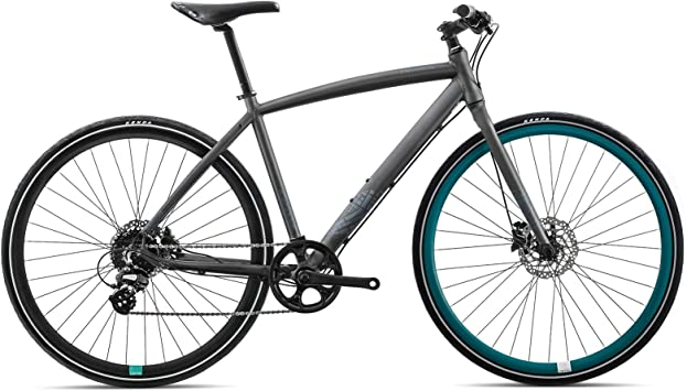 ORBEA Carpe 30 City bicicleta 8 velocidades Shimano Fácil Ciudad ...