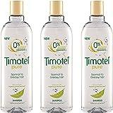 Timotei Pure Shampooing pour cheveux normaux à gras 250ml (Lot de 3)