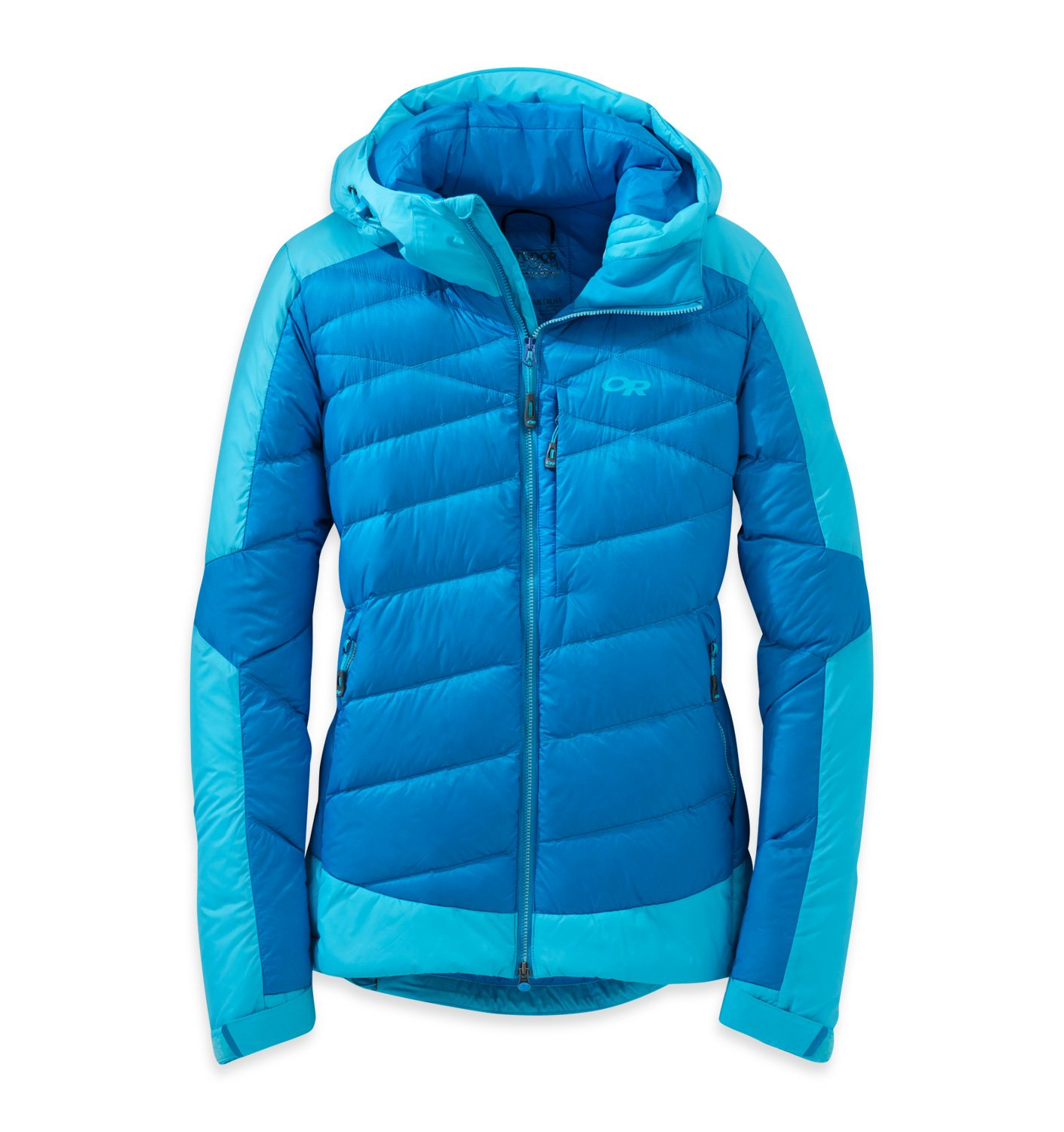 Hydro Rio XSmall Outdoor Research Diode Hooded Jacket