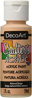 product image for DecoArt Crafter's Acrylic Paint, 2-Ounce, Flesh
