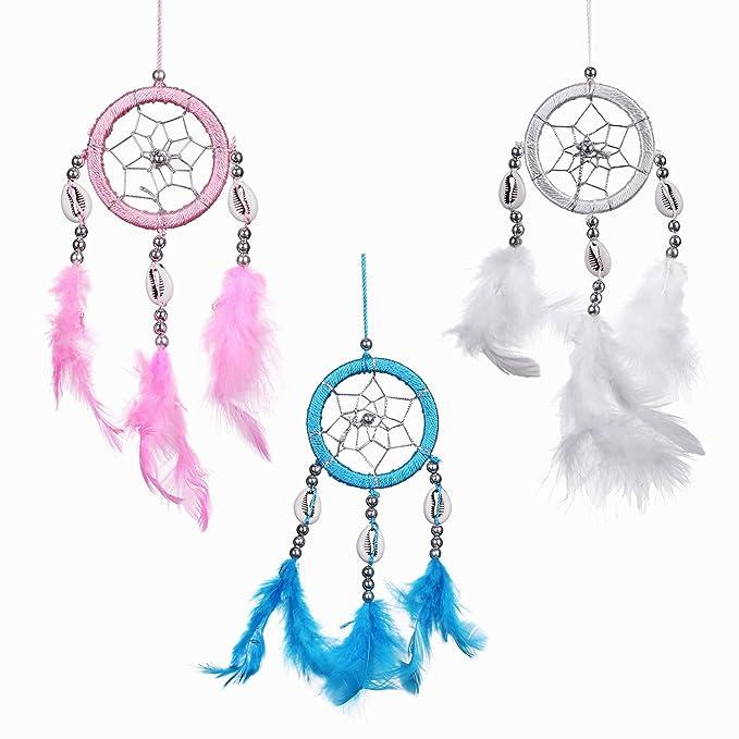Mini Dreamcatcher Keyring Dream Catcher Native American