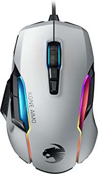 Roccat Kone Aimo Gaming Mouse Keyboard Computers Accessories