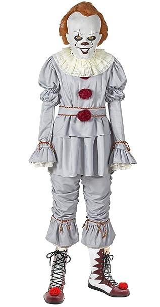 Amazon.com: Disfraz de Stephen Kings It Pennywise para ...