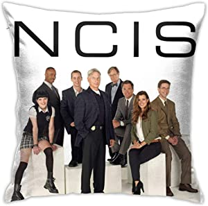 NCIS Art Cute Pattern Pillow Covers, Car Sofa Home Decor, Room Decorations